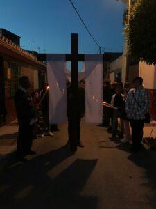 procesión Virgen del Pincho