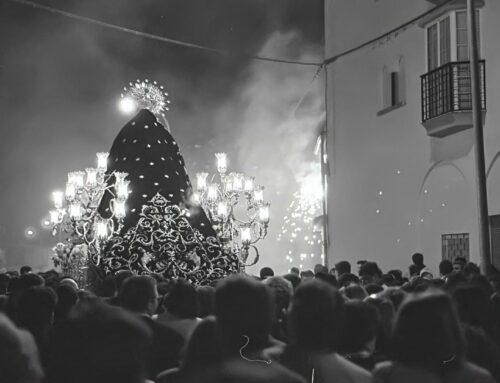 """9 de abril Procesión de la Virgen del Espino """"del Pincho"""""""