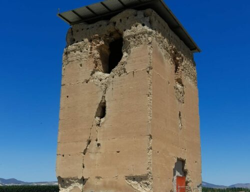 ¿Conoces la Torre de Romilla en Chauchina?