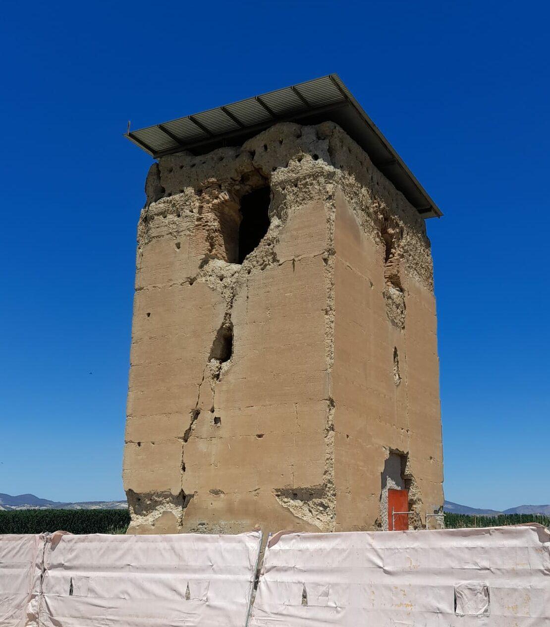 Torre de Romilla en Chauchina