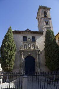 Imagen de Iglesia de Santa Ana en Granada