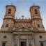 Fachada de Santa Fe, Granada